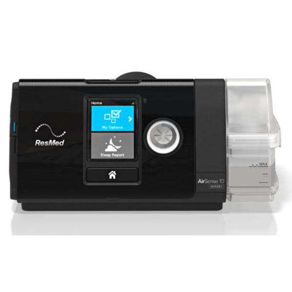AirSense 10 CPAP with HumidAir Heated Humidifier