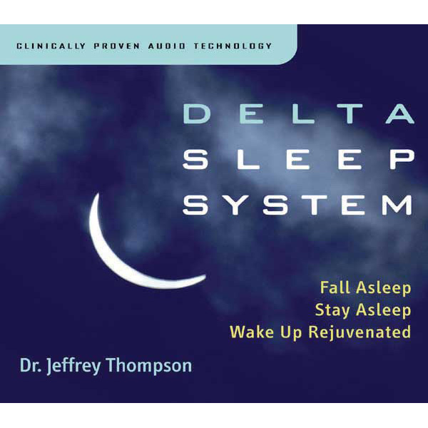 Delta Sleep System 2 CD Set