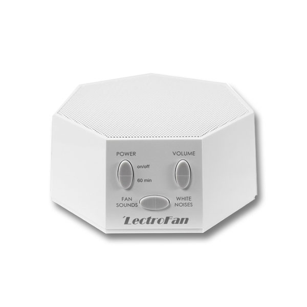 LectroFan White Noise Machine and Electronic Fan