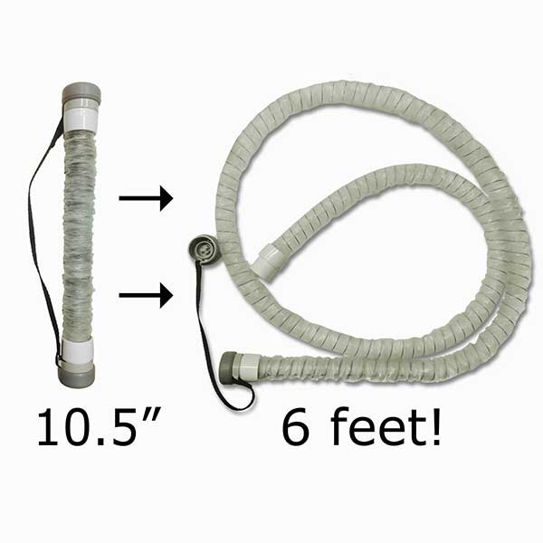 TravelHose - Collapsible CPAP Hose