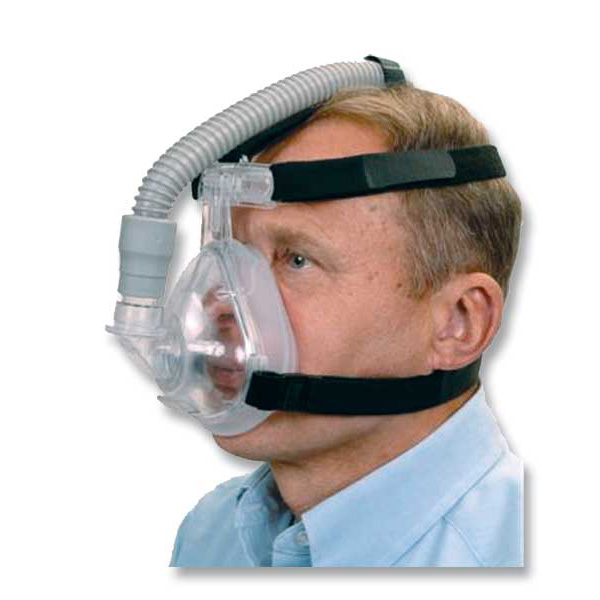 premium selection 102de 49724 Patient Sleep Supplies   Full Face Masks   Full Advantage Full Face CPAP  Mask with 4 Point Headgear