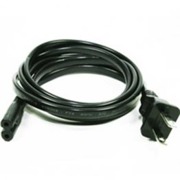 Power Cord for Respironics, Resmed S8 & S9, Sandman, and IntelliPAP Machines