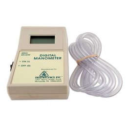 Digital CPAP Manometer