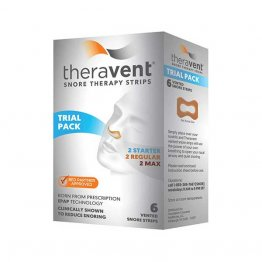 Theravent Advanced Nightly Snore Therapy - Trial Pack