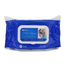 SoClean CPAP Wipes