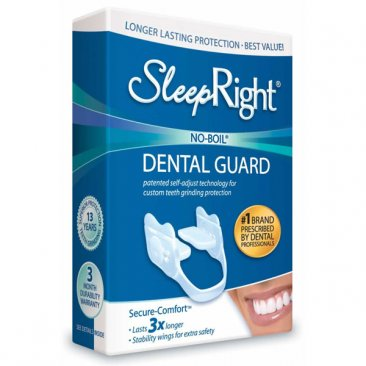 Secure-Comfort No-Boil Dental Guard