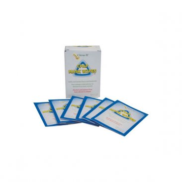 Citrus II Travel CPAP Mask Wipes