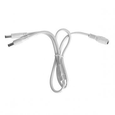 CPAP Pigtail Cord for Linking Two Freedom Batteries