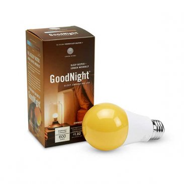 GoodNight Sleep-Enhancing A19 LED Bulb