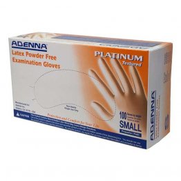 Platinum Latex Powder-Free Examination Gloves
