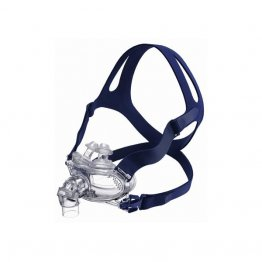 Mirage Liberty Full Face CPAP Mask with Nasal Pillows with Headgear