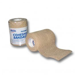 Pro Advantage Cohesive Bandages - Tan