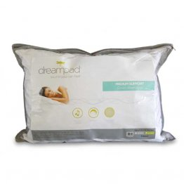Dreampad Medium Support - Music Relaxation Pillow with Intrasound Technology