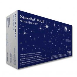 StarMed Plus Nitrile Examination Gloves