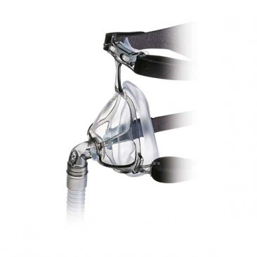 Miran Full Face CPAP Mask with Headgear